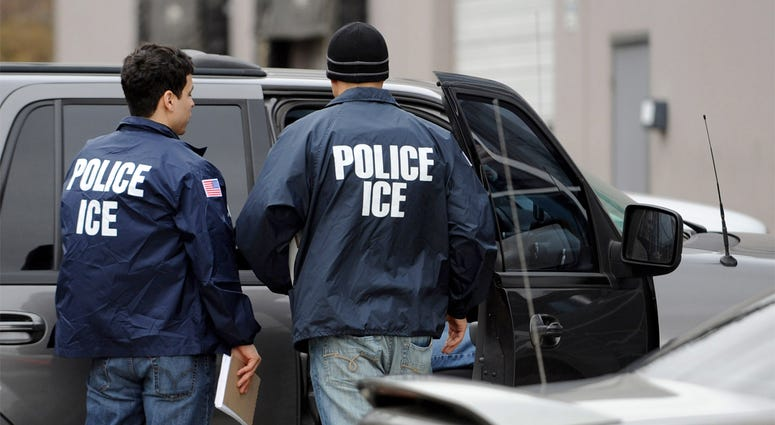 U.S. Immigration and Customs Enforcement (ICE) Agents