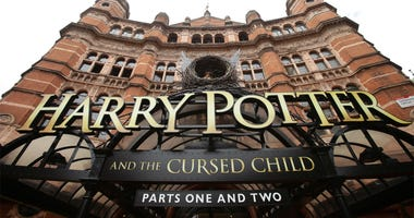 """""""Harry Potter and the Cursed Child"""""""