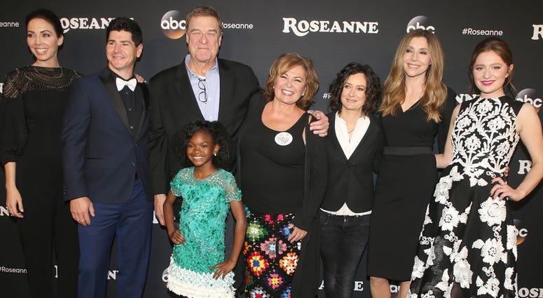 Cast of 'Roseanne'