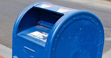 U.S. Postal Mailbox