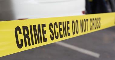 Street Crime Scene Tape