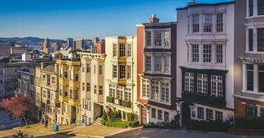 San Francisco Row Homes