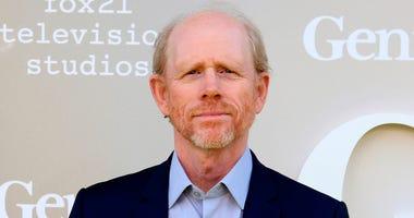 Filmmaker Ron Howard
