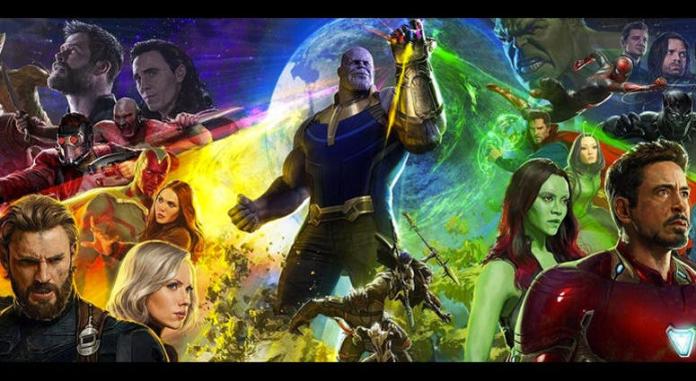 "Marvel Studios ""Avengers: Infinity War"""