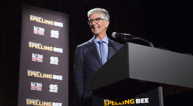 KCBS Radio's Stan Bunger serving as official CBS Bay Area Spelling Bee Pronouncer