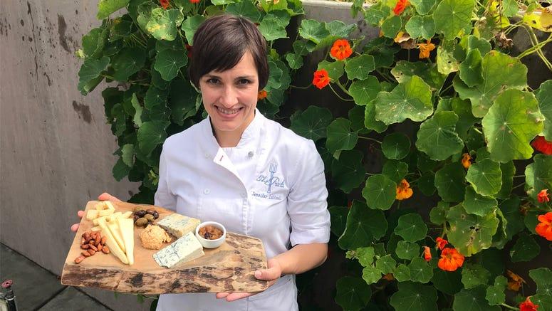 Chef Jennifer Luttrell