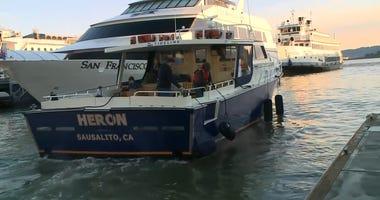 Berkeley Ferry Boat