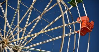 Santa Cruz Beach Boardwalk Ferris Wheel