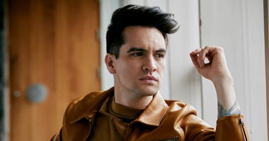 Brandon Urie of 'Panic! at the Disco'