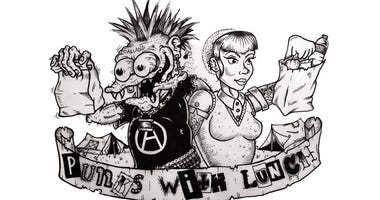Punks With Lunch