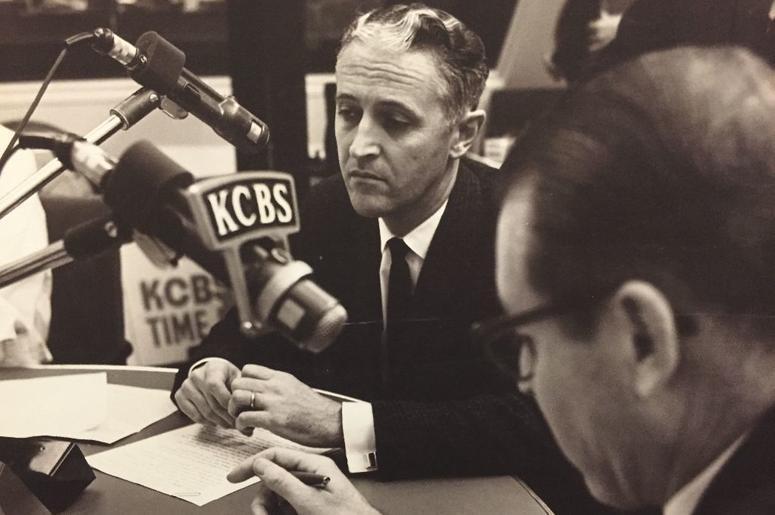 KCBS Radio Announcers