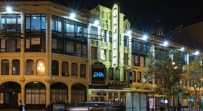Orpheum SHN Theatre