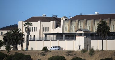 Hundreds of inmates have tested positive for the coronavirus at San Quentin State Prison