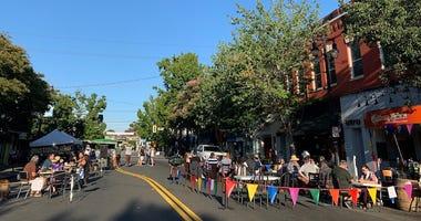 San Rafael launches new outdoor dining event amid coronavirus pandemic