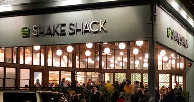 Shake Shack opens first San Francisco location