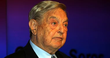 2/7/2018 - File photo dated 06/06/13 of billionaire investor George Soros who has handed £400,000 to a campaign arguing against Brexit. (Photo by PA Images/Sipa USA) *** US Rights Only ***