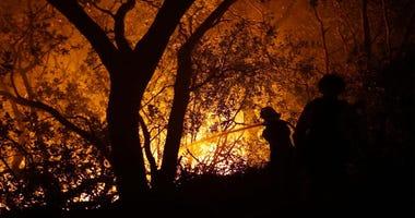 sonoma county wildfire