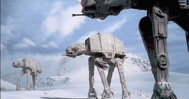 'Star Wars: Episode V- The Empire Strikes Back' (credit: 20th Century Fox/Lucasfilm)