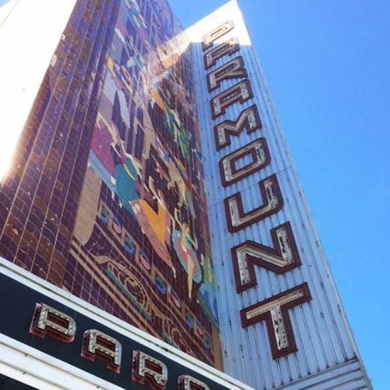 Paramount Theatre in Oakland