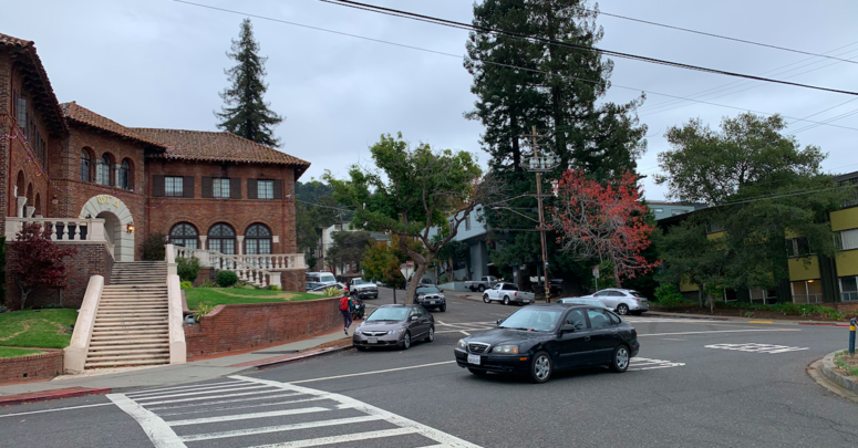 Michael Watkins was arrested in Berkeley after witnesses said they saw him masturbating on Channing in the area of several UC Berkeley fraternity and sorority houses.