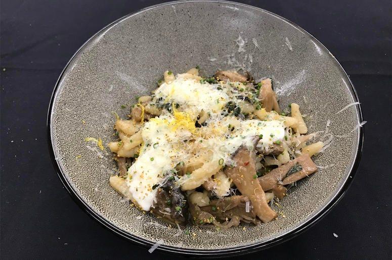 Chef Matthew Thomas' Housemade Ricotta Cavatelli