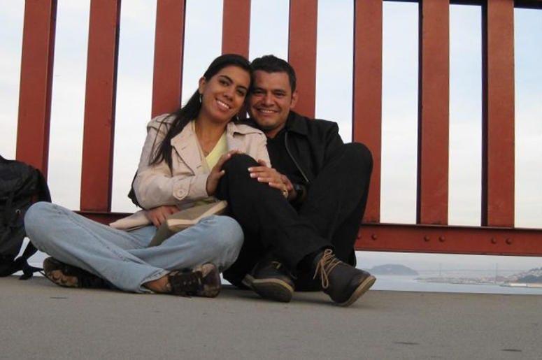 Chef Jorge González & Wife (Photo credit: Foodie Chap/Liam Mayclem)