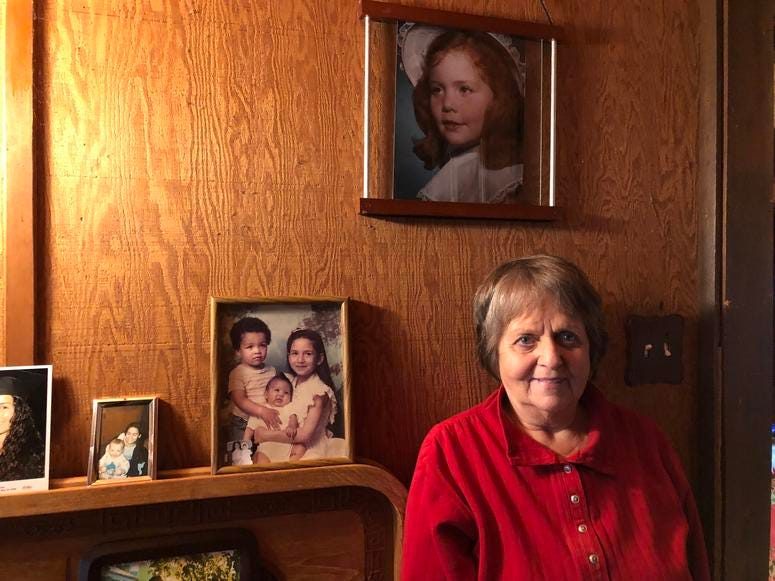Dixie Holt said her grandson Michael Watkins has been addicted to drugs and is unwelcome to stay in her home again.