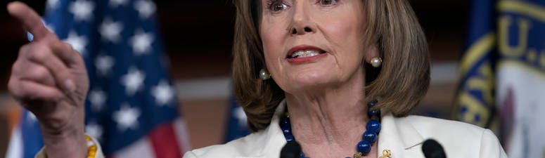 Pelosi Says House Will Draft Articles Of Impeachment Against Trump