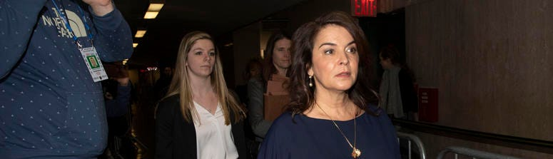Actress From 'Sopranos' Testifies Harvey Weinstein Raped Her