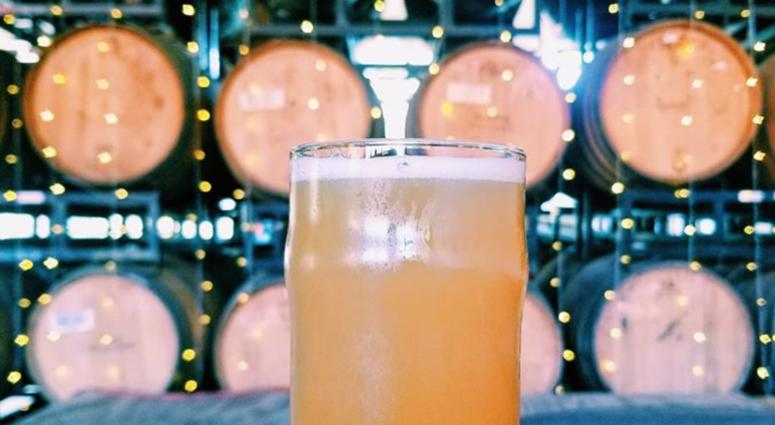 Shady Oak Barrel House brewery in Santa Rosa announced the release of a beer that used an obscenity to criticize PG&E.