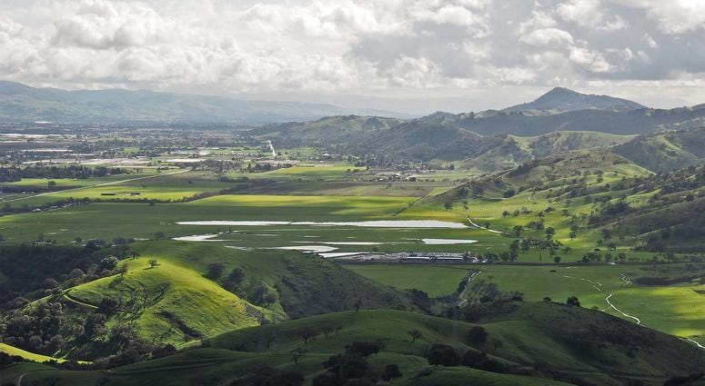 San Jose's Coyote Valley will be protected as an open space, according to a city plan.