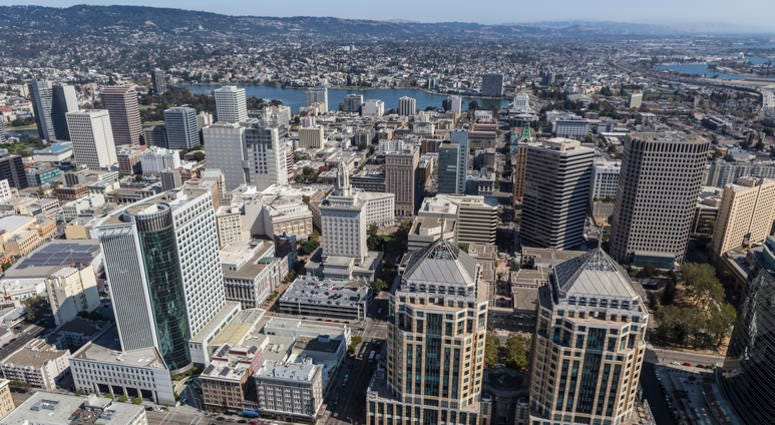 Downtown Oakland will be the site of this weekend's Oakland Pride Parade and Festival on Sunday, starting at 11am, when the parade steps off from Oakland City Hall.