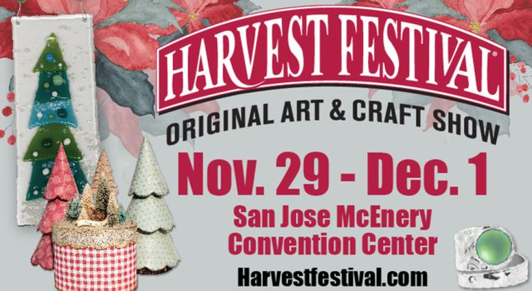 The Harvest Festival Original Art & Craft Show - San Jose