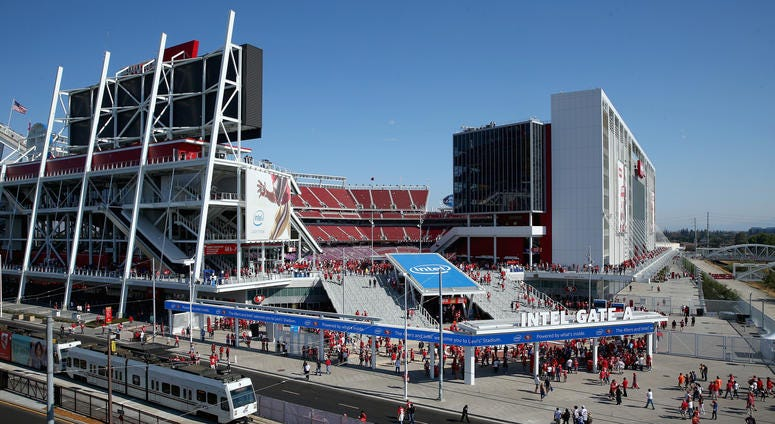 Levi's Stadium will see its first playoff game this Saturday, January 11 at 1:35pm, when the Forty Niners host the Minnesota Vikings in the NFC Divisional Round matchup.
