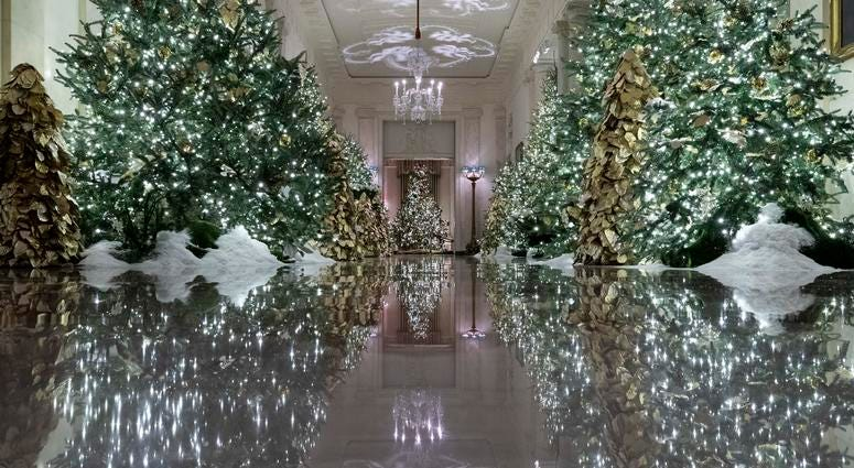 Theme Of Christmas At The White House