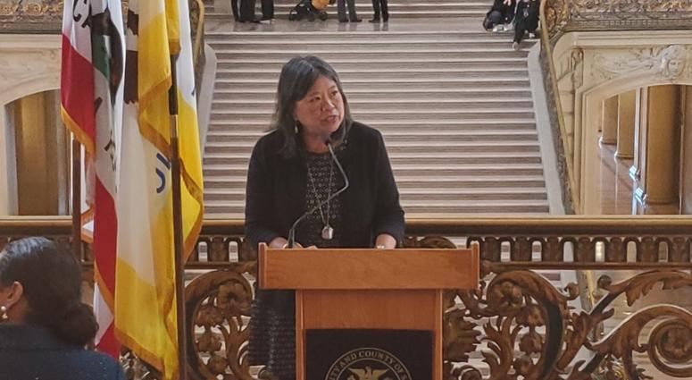 SF Supervisor Sandra Lee Fewer