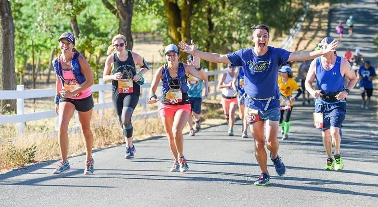 Santa Rosa Marathon and Beer Fest