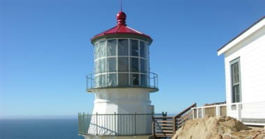 Lighthouse At Point Reyes National Seashore Gets Renovations