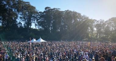 The Hardly Strictly Bluegrass festival announced new security measures for the 2019 concerts in Golden Gate Park.