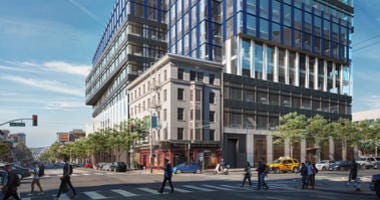 A rendering of the 5M project being developed in the SoMa neighborhood of San Francisco.
