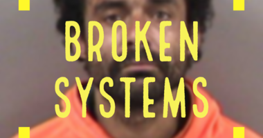Broken Systems series graphic