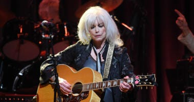 Singer/songwriter EmmyLou Harris is one of many big-name acts who will be taking the stage at this weekend's Hardly Strictly Bluegrass Festival in Golden Gate Park.