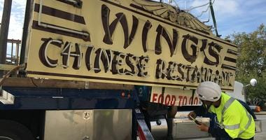 Wing's Chinese Restaurant was the oldest eatery in San Jose when it closed in February 2019.