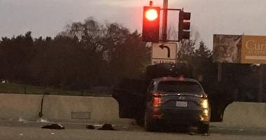 A passenger who died in a car crash on Highway 101 on Jan. 23, 2020 was connected to an attempted home invasion earlier in San Mateo, according to authorities.
