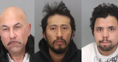 Albert Thomas Vasquez, Antonio Quirino Salvador and Hediberto  Gonzalez Avarenga face charges for the alleged abduction and sexual assault of a 14-year-old girl from Capitola.
