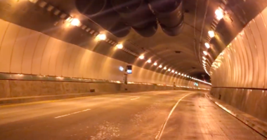The Caldecott Tunnel, connecting Oakland and Orinda, was recently shut so Caltrans could inspect the busy passageway beneath the East Bay hills on June 19-20, 2019.