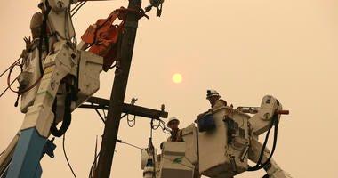 PG&E Announces $13.5 Billion Settlement For Wildfires