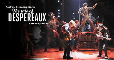 "PigPen Theatre Co.'s ""The Tale Of Despereaux"" at the Berkeley Rep"