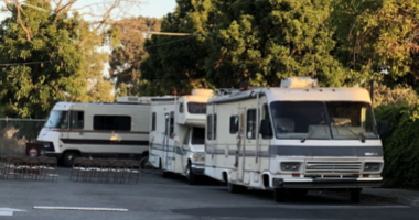 East Palo Alto has created an area where RV dwellers can legally and safely park overnight.