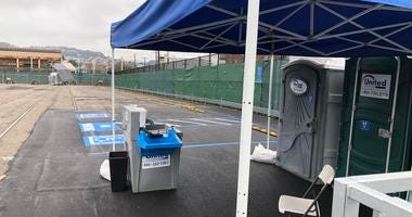 San Francisco opens first safe parking lot for homeless